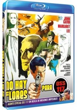 No Hay Flores Para O.S.S. 117 (Niente Rose Per OSS 117) (Bd-R) (Blu-Ray)
