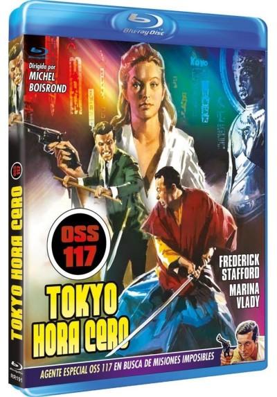 Tokyo Hora Cero (O.S.S. 117) (A Tout Coeur A Tokyo Pour O.S.S. 117) (Bd-R) (Blu-Ray)