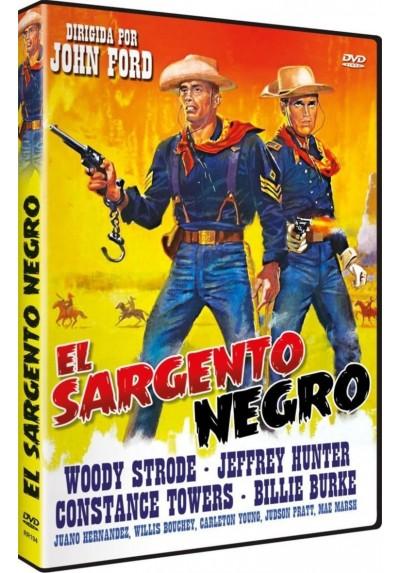 El Sargento Negro (John Ford's Sergeant Rutledge)
