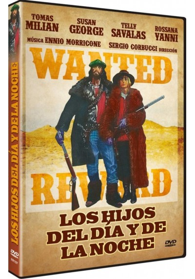 Los Hijos Del Dia y De La Noche (La Banda J.S.: Cronaca Criminale Del Far West)