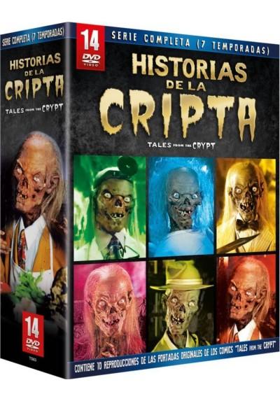Pack Historias De La Cripta : Serie Completa (Tales From The Crypt)