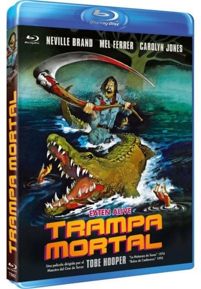 Trampa Mortal (Blu-Ray) (Eaten Alive)
