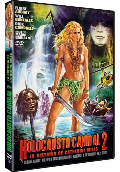 Holocausto Canibal 2 : La Historia De Catherine Miles (Schiave Bianche - Violenza In Amazzonia)