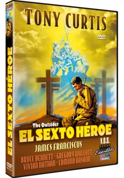 El Sexto Héroe (The Outsider) (V.O.S)