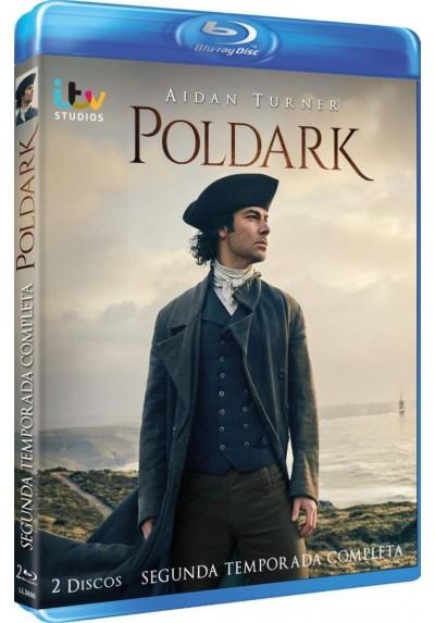 Poldark (2015) - 2 ªTemporada Completa (Blu-ray)