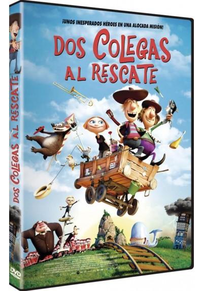 Dos Colegas al Rescate (Knutsen & Ludvigsen og den fæle Rasputin) (Ed.Castellano)