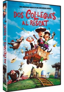 Dos Col.legues al Rescat (Knutsen & Ludvigsen og den fæle Rasputin) (Ed.Catalana)