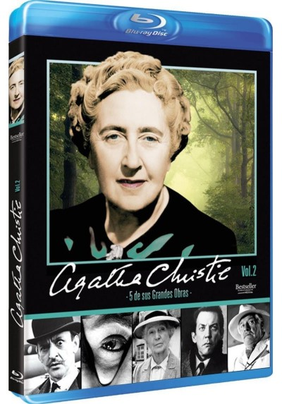 Agatha Christie : Coleccion - Vol. 2 (Blu-ray)