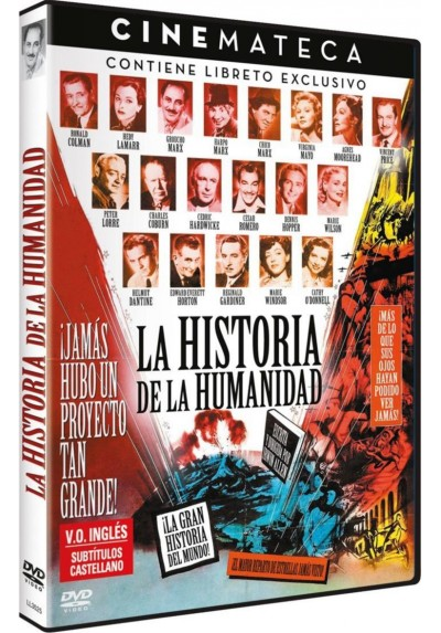 Cinemateca: Historia de la Humanidad (The Story of Mankind)