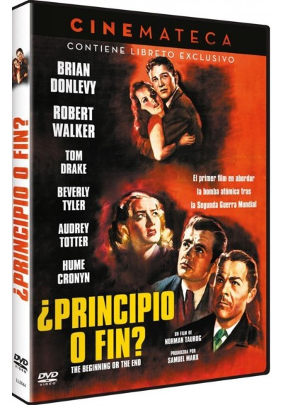 Cinemateca: ¿Principio o Fin? (The Beginning or the End)