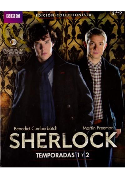 Sherlock - Temporadas 1 Y 2 (Ed. Coleccionista) (Blu-Ray)