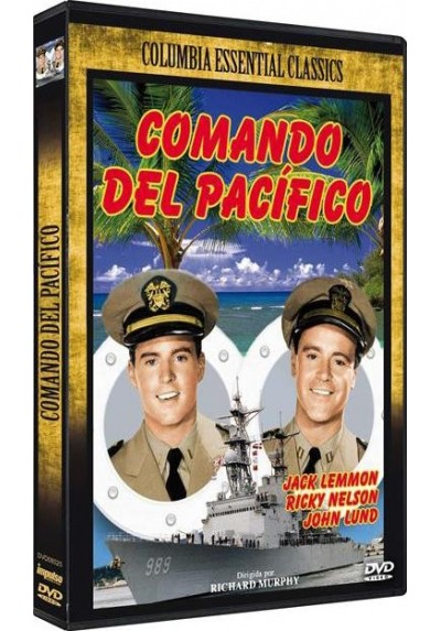 Comando Del Pacífico (V.O.S.) (The Wackiest Ship In The Army)