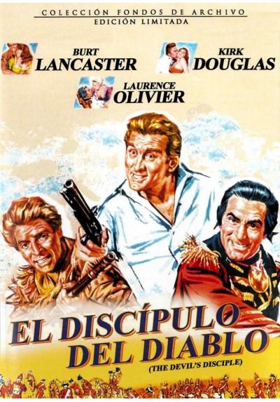 El Discípulo Del Diablo (V.O.S.) (The Devil´s Disciple) (Dvd-R)