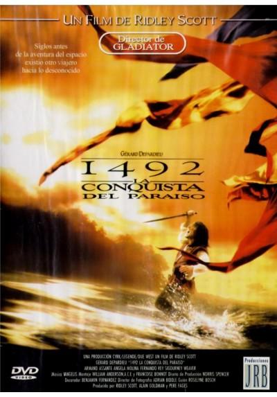 1492 : La Conquista Del Paraiso (1492: Conquest Of Paradise) (Estuche Slim)