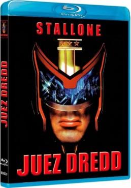 Juez Dredd (Blu-Ray) (Judge Dredd)