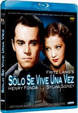Solo Se Vive Una Vez (Blu-Ray) (You Only Live Once)