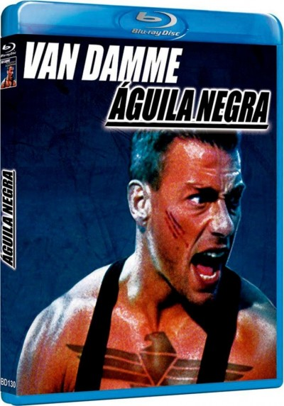 Aguila Negra (Blu-Ray) (Black Eagle)