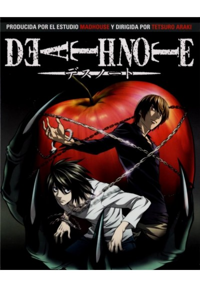 Death Note - Box 1 (Episodios 1 A 20) - Edicion Coleccionista (Blu-Ray) (Desu Noto)