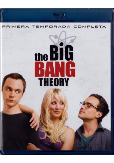 The Big Bang Theory - 1ª Temporada (Blu-Ray)