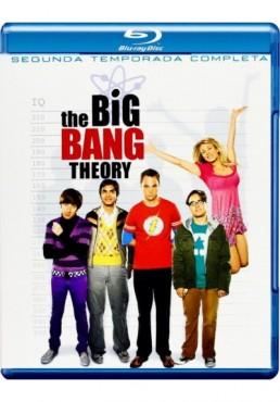 The Big Bang Theory - 2ª Temporada (Blu-Ray)