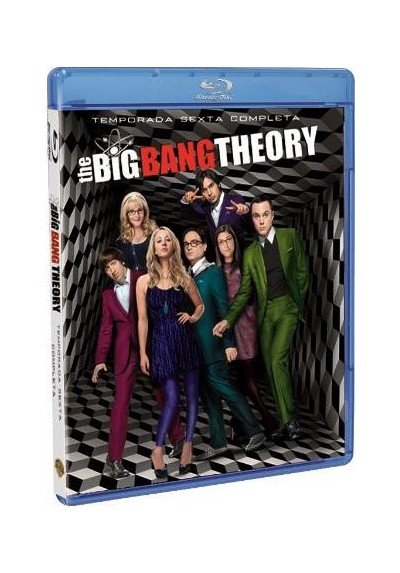The Big Bang Theory - 6ª Temporada (Blu-Ray)