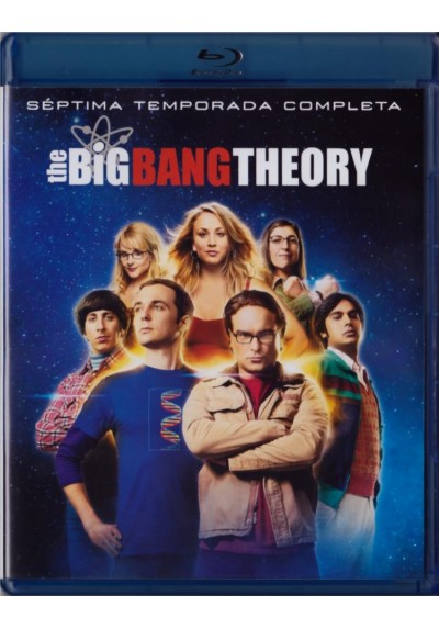 The Big Bang Theory - 7ª Temporada (Blu-Ray)