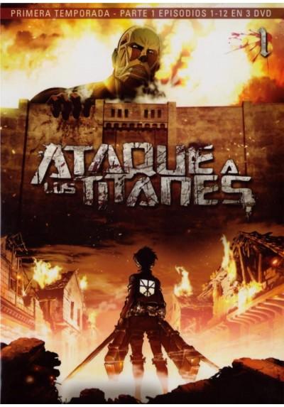 Ataque A Los Titanes : La Pelicula - 1ª Parte (Ed. Coleccionista) (Attack On Titan)