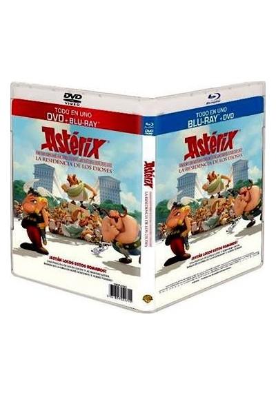 Asterix : La Residencia De Los Dioses (Blu-Ray + dvd) (Astérix: Le Domaine Des Dieux)