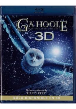 Ga´Hoole : La Leyenda De Los Guardianes (Blu-Ray 3d) (Legend Of The Guardians: The Owls Of Ga´hoole)