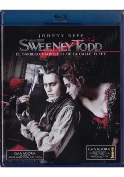 Sweeney Todd : El Barbero Diabolico De La Calle Fleet (Blu-Ray) (Sweeney Todd: The Demon Barber Of Fleet Street)