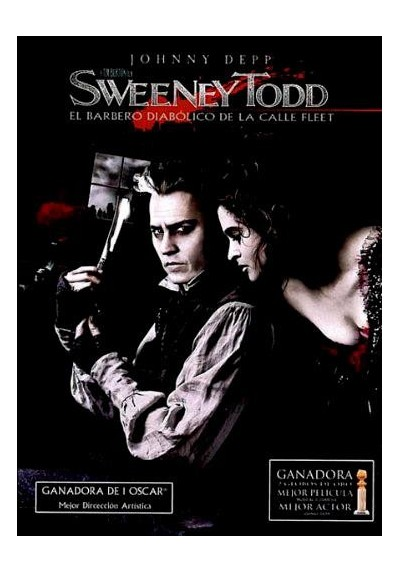 Sweeney Todd : El Barbero Diabolico De La Calle Fleet (Sweeney Todd: The Demon Barber Of Fleet Street)