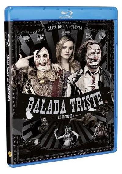 Balada Triste De Trompeta (Blu-Ray)