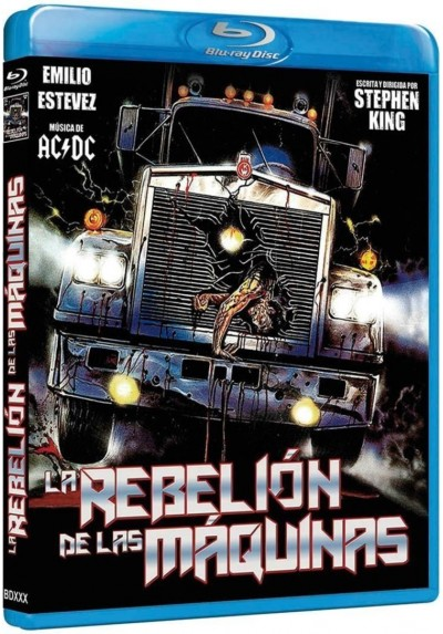 La Rebelion De Las Maquinas (Blu-Ray) (Maximum Overdrive)