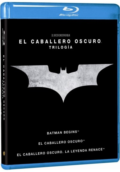 Pack El Caballero Oscuro : La Trilogia (Blu-Ray) (The Dark Knight: Trilogy)