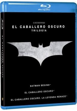 Pack El Caballero Oscuro : La Trilogia (Blu-Ray) (The Dark Knight: Trilogy)