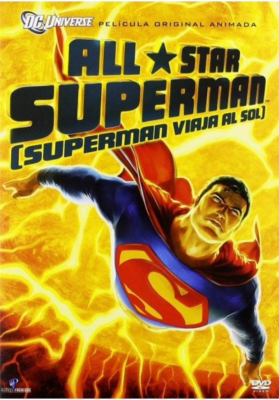 All Star Superman (Superman Viaja Al Sol)