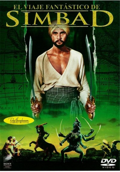 El Viaje Fantástico de Simbad (The Golden Voyage of Sinbad)