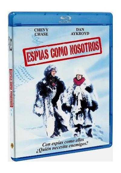Espías Como Nosotros (Blu-Ray) (Spies Like Us)