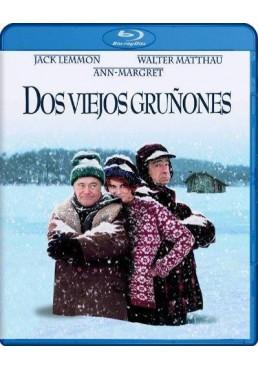 Dos Viejos Gruñones (Blu-Ray) (Grumpy Old Men)