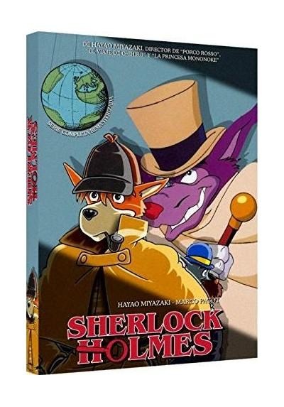 Pack Sherlock Holmes (Serie Completa Remasterizada) (Meitantei Holmes)