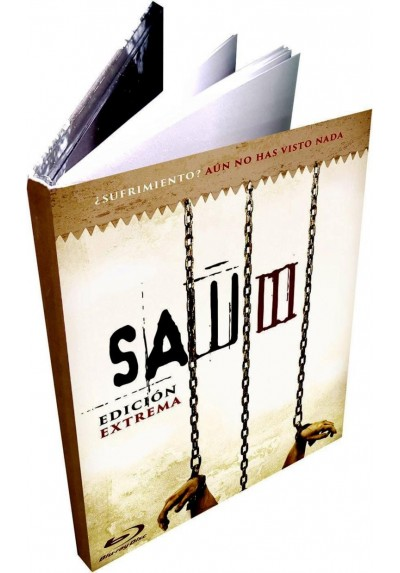 Saw III (Ed. Extrema) (Blu-Ray)