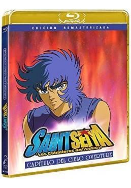 Saint Seiya : Vol. V - Capitulo Del Cielo Overture (Blu-Ray)