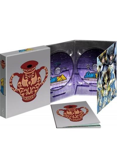 Saint Seiya (Los Caballeros Del Zodiaco) - Hades Inferno Elysium Box (Blu-Ray)