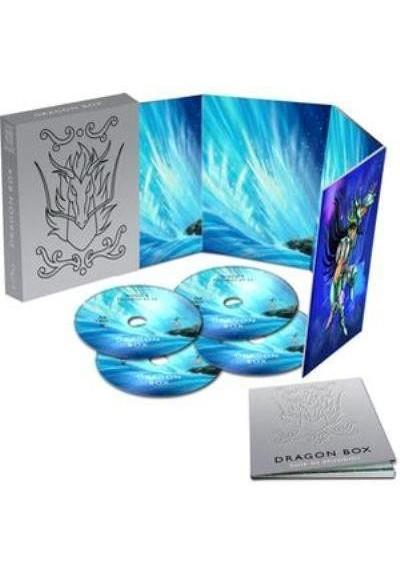 Saint Seiya (Los Caballeros Del Zodiaco) - Dragon Box (Blu-Ray)