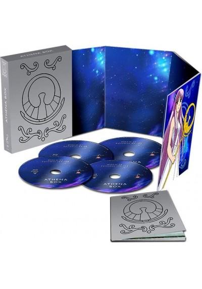 Saint Seiya (Los Caballeros Del Zodiaco) - Athena Box (Blu-Ray)