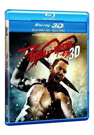 300 : El Origen De Un Imperio (Blu-Ray 3d + Blu-Ray) (300: Rise Of An Empire)