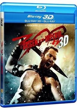 300 : El Origen De Un Imperio (Blu-Ray 3d + Blu-Ray) (300: Rise Of An Empire)