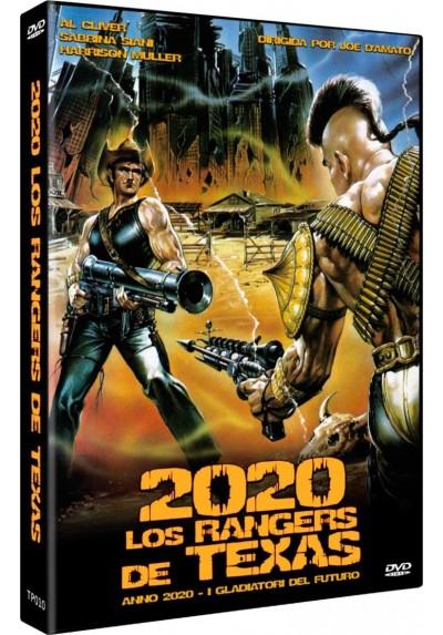 2020: Los Rangers de Texas (Anno 2020 - I gladiatori del futuroaka)