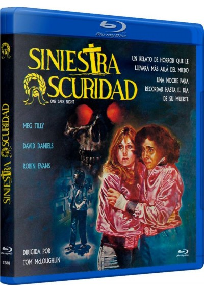 Siniestra Oscuridad (Blu-Ray) (One Dark Night)
