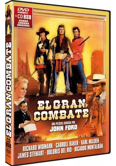 El gran combate + BSO (Cheyenne Autumnaka)